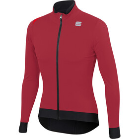 Sportful Fiandre Pro Medium Veste Homme, red rumba